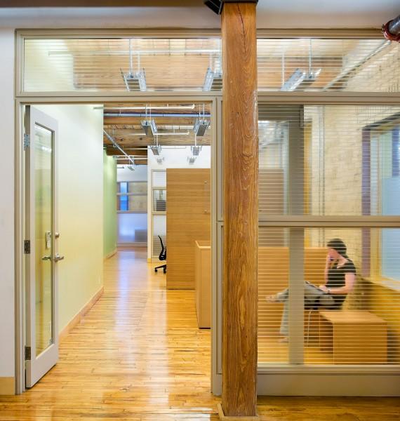 Dubbeldam Architecture Design Jantzi Research Office